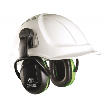 PROTECTOR AUDITIVO OREJERAS A CASCO 25dB