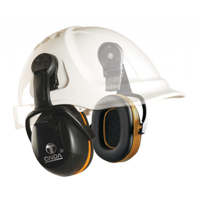 PROTECTOR AUDITIVO OREJERAS A CASCO 31dB