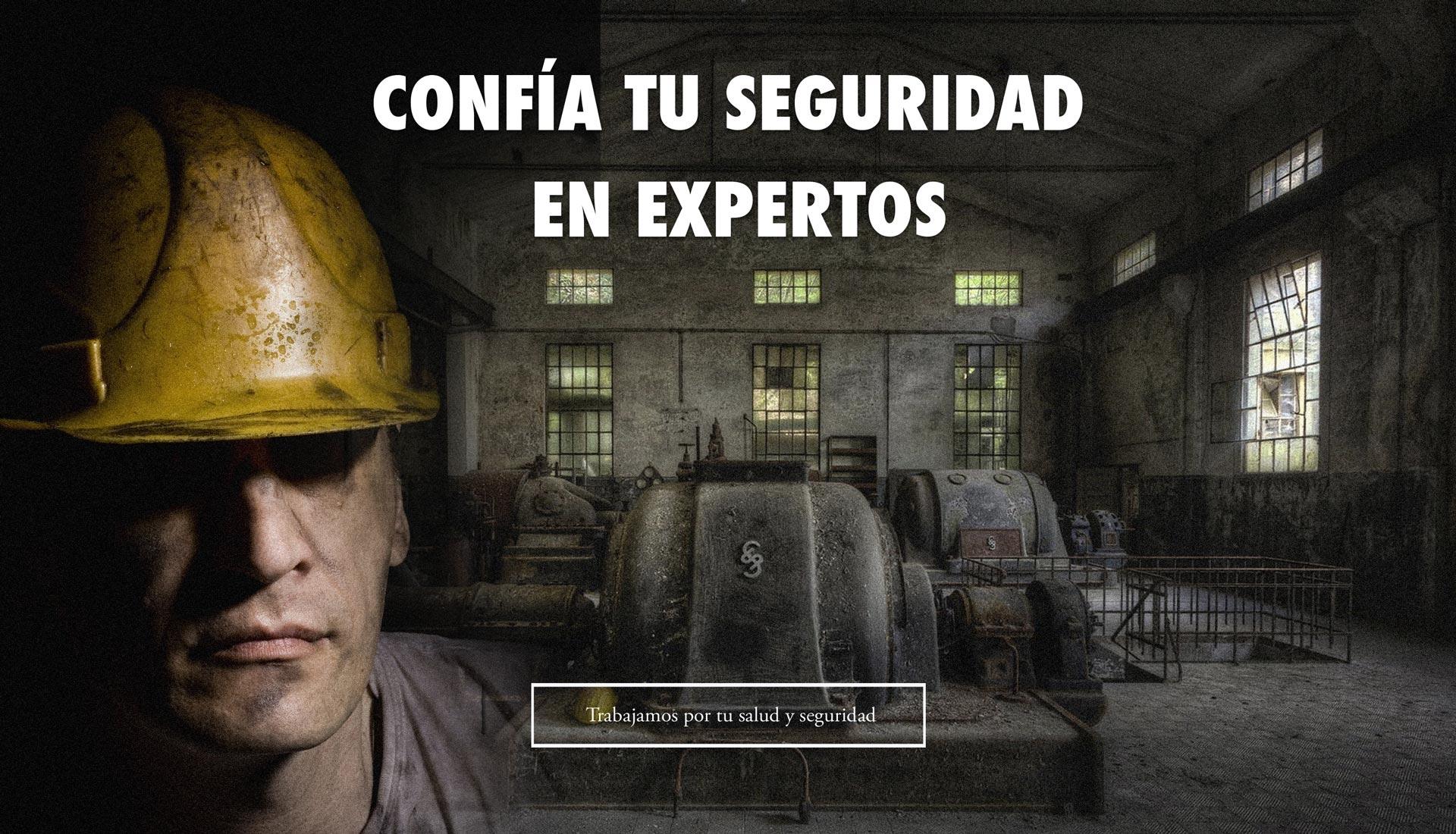 Confía tu seguridad en expertos